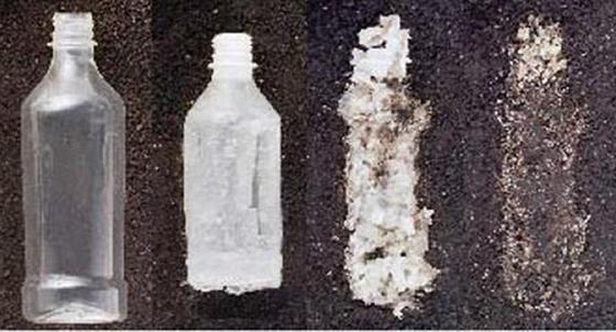 PLA organik biyopolimer bir malzemedir ve bitkilerden yapılmaktadır.
